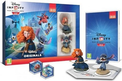 disney infinity 2.0 Toy Box Combo Pack