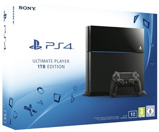 PlayStation 4 Ultimate Player 1TB Edition