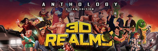 3D Realms Anthology Steam Edition