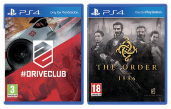 Driveclub + The Order 1886