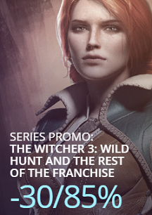 The Witcher Series promo