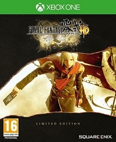 Final Fantasy Type-0 HD Steelbook Limited Edition (Xbox One)