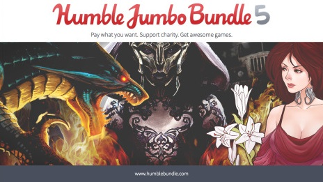 Humble Jumbo Bundle 5