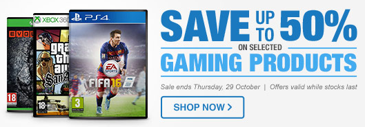 Takealot Gaming Sale