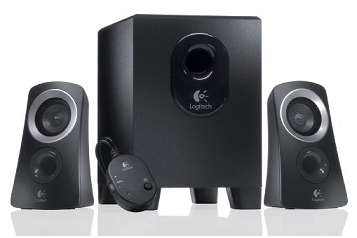 Logitech Z313 2.1 Speakers