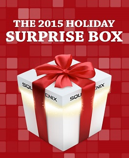 2015 Holiday Surprise Box