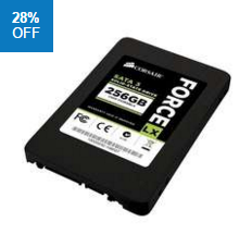"Corsair Force LX Series 2.5"" 256GB SSD"