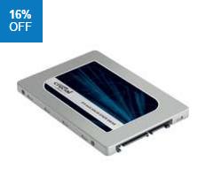 "Crucial BX100 2.5"" 500GB SSD"