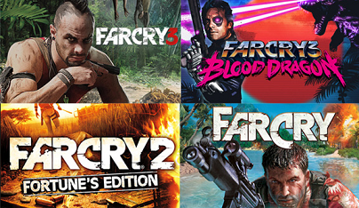 Far Cry Complete Pack