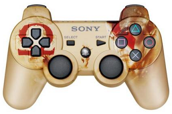 PlayStation DualShock 3 God of War Ascension Controller