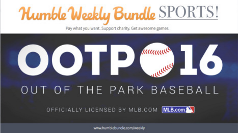 Humble Weekly Bundle Sports!