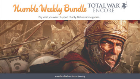 Humble Weekly Bundle Total War Encore
