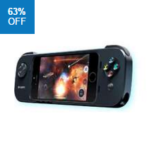 Logitech PowerShell iPhone Gaming Controller + Battery