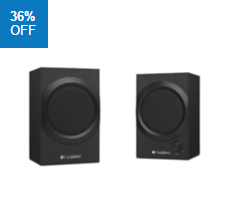 Logitech Z240 Multimedia Speakers