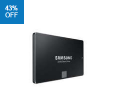 Samsung 750 EVO Series 120GB SSD
