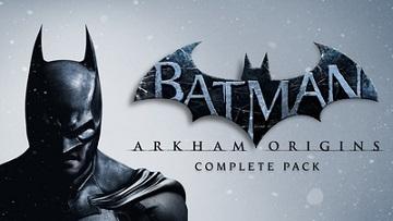 Batman Arkham Origins Complete Pack