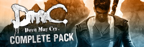 DmC Devil May Cry Complete Pack
