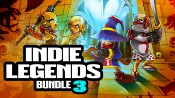 Indie Legends 3 Bundle