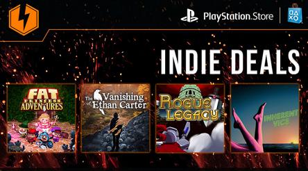 US PlayStation Store Indie Flash Sale