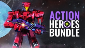 Action Heroes Bundle