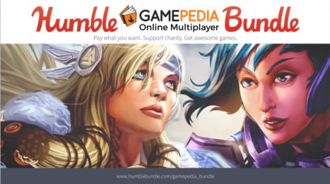 Humble GamePedia Online Multiplay Bundle