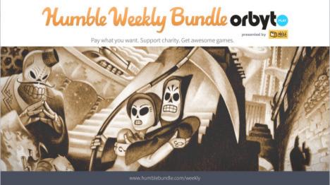 Humble Weekly Bundle Orbyt