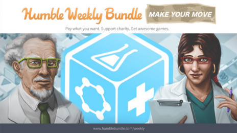 Humble Weekly Bundle: Make Your Move
