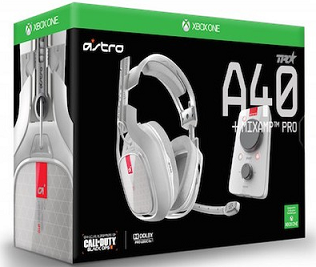Astro A40 + Mixamp Pro (Xbox One)