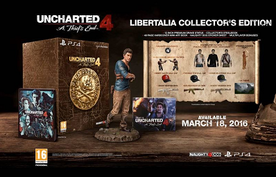 Uncharted 4: A Thief's End – Libertalia Collector's ...