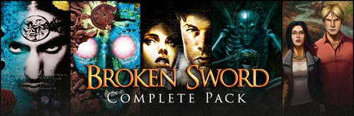 Broken Sword Complete Pack