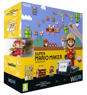 Wii U Super Mario Maker Premium Pack