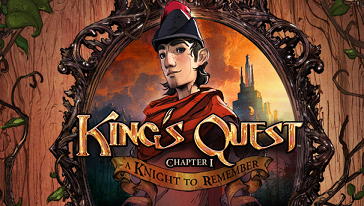 King's Quest Chapter 1 A knight To Remember