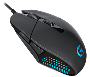 Logitech G302 Daedelus Prime Gaming Mouse