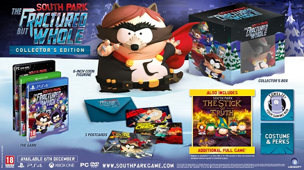 South Park The Fractured But Whole Collector's Edition