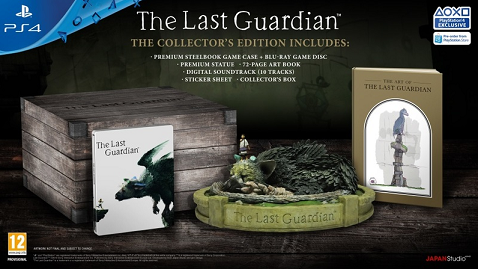 The Last Guardian CE