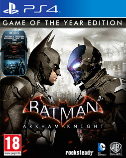 Batman Arkham Knight GOTY