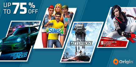 Origin Fan Favorites Sale
