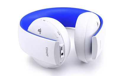 PlayStation Wireless Headset 2.0 (White)