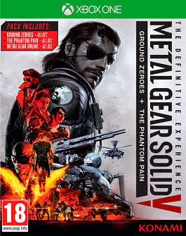 Metal Gear Solid V: Definitive Edition