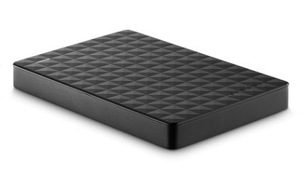 "Seagate Expansion 2.5"" 2TB Portable Hard Drive"