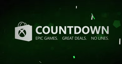 Xbox Store Countdown To 2018 Sale