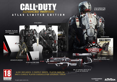 Call of Duty: Advanced Warfare Atlas LE
