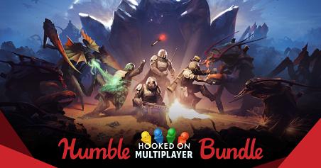 Humble Hooked on Multiplayer Bundle