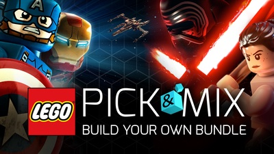 LEGO Pick & Mix Bundle