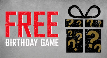 Free Birthday Game