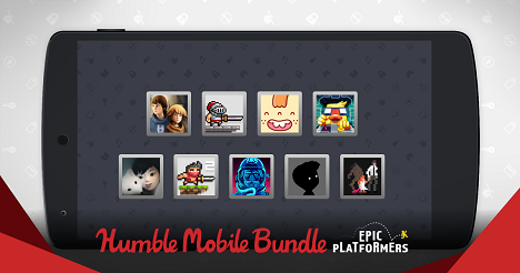 Humble Mobile Bundle: Epic Platformers