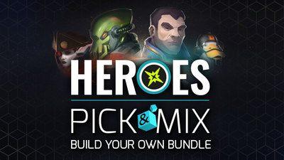 Heroes Pick & Mix Bundle