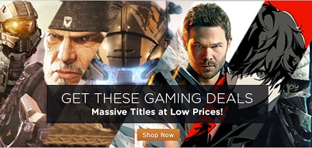 Loot's Gaming Deals