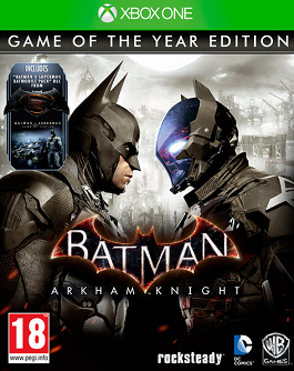 Batman: Arkham Knight GOTY Edition