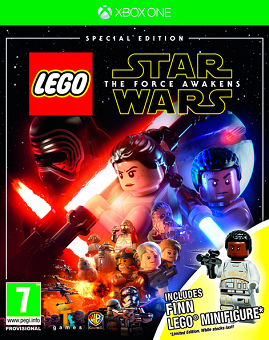 LEGO Star Wars: The Force Awakens SE